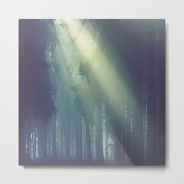Smell the wild air Metal Print