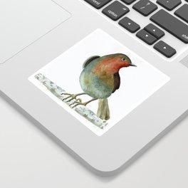 Robin Bird Sticker
