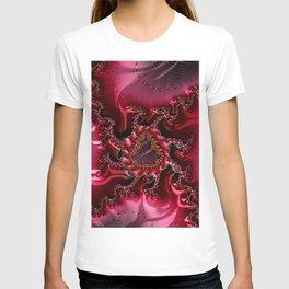 Shielded Heart T-shirt