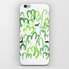 Animals in the forest iPhone & iPod Skin