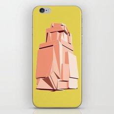 Rock Study iPhone & iPod Skin