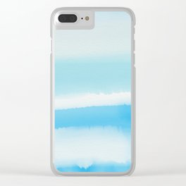 Beachscape 2 Clear iPhone Case