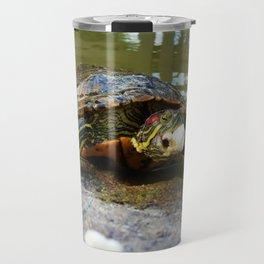 I Like Turtles 2 Travel Mug