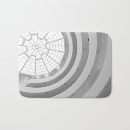 Guggenheim Interior | Frank Gehry | architect Bath Mat