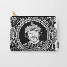 Qing dynasty inspired mandala Carry-All Pouch