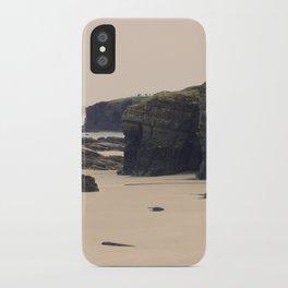 Las Catedrales iPhone Case