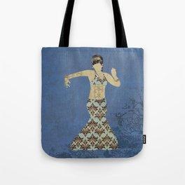 Belly dancer 4 Tote Bag