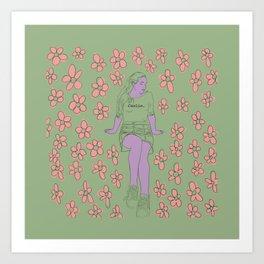 Coolio. Art Print