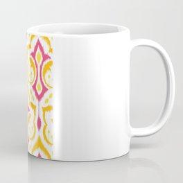 Ikat Damask - Berry Brights Coffee Mug