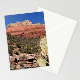 The Face of the Desert Stationery Cards