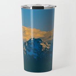 Pioneer Peak - Mat-Su Valley Travel Mug