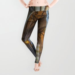 St Stephen's Cathedral Vienna Leggings