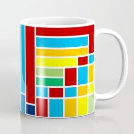 Fuzz Outline Coffee Mug
