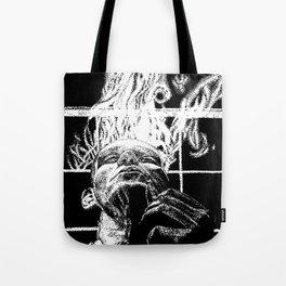 Ink and smoke Tote Bag