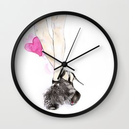 Jimmy Choo Wall Clock