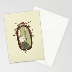 Bunny Groom Stationery Cards