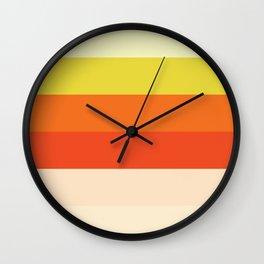 Club Sandwich Wall Clock