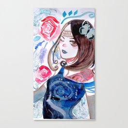 BLOOM || Canvas Print