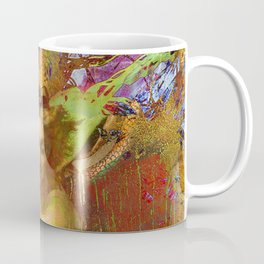 St Michael Coffee Mug