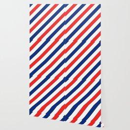 Barber Stripes Wallpaper