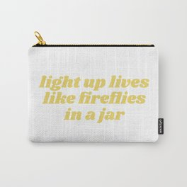 light up lives Carry-All Pouch
