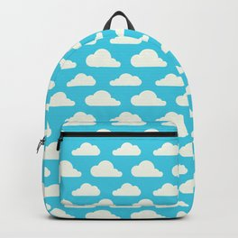 Fluffy clouds Backpack