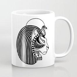 Tefnut Egyptian Goddess Coffee Mug
