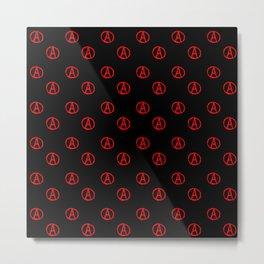 Symbol of anarchy 3 Metal Print