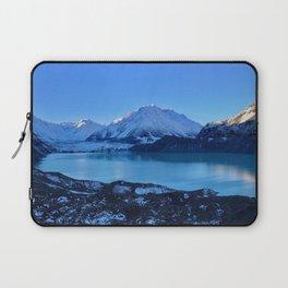 Tasman Glacier Valley Laptop Sleeve