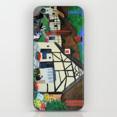 Old Village  iPhone & iPod Skin