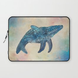Baby Whale Laptop Sleeve