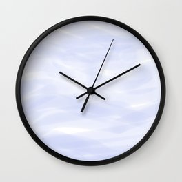 Cooling waters Wall Clock