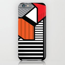 zebra finches iPhone Case