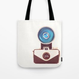The Nomad   Camera Photograph Tote Bag