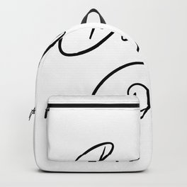 Babe Cave Backpack