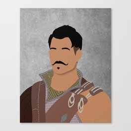 Dorian Pavus/Peacock  Canvas Print
