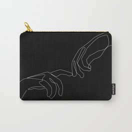 Touch in dark Carry-All Pouch