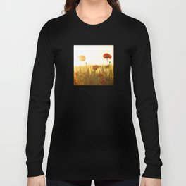 Sunset tulipe Long Sleeve T-shirt