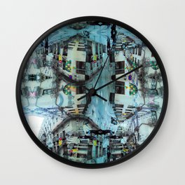 Subtly accented around similar nexus axis sources. Wall Clock