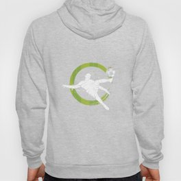 Soccer Player Goalie Football Players Goalie Rugby Team Sports Gift Hoody
