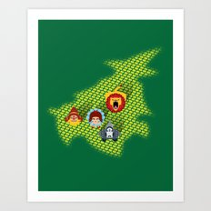 Forecast Art Print