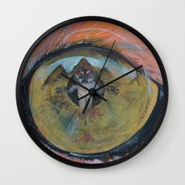 MJ Wall Clock