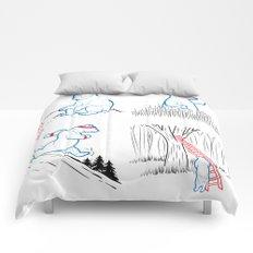 DA BEARS - A GOOD DAY Comforters
