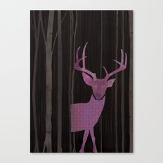 Hide me Canvas Print