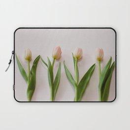Four Tulips Laptop Sleeve