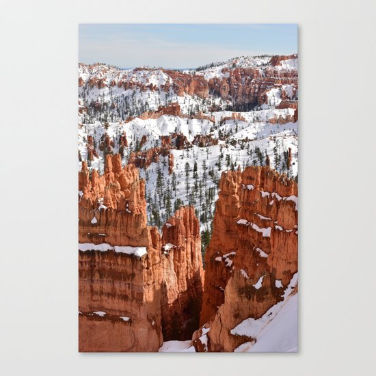 Bryce Canyon - Sunset Point II Canvas Print