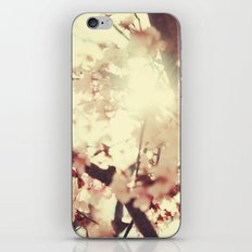 Spring light iPhone & iPod Skin