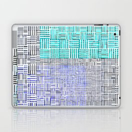 Abstract City Block Laptop & iPad Skin