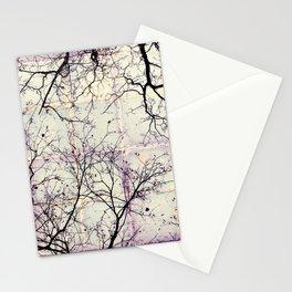 november blood Stationery Cards