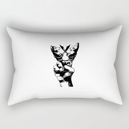 Peace! Rectangular Pillow